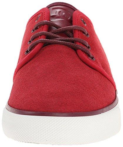 DC - Junge Männer Studio Sd Lowtop Schuhe, EUR: 45.5, Maroon
