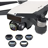 Gotd MCUV/CPL/ND4/ND8/ND16 For DJI SPARK Drone Gimbal Camera HD Lens Filter