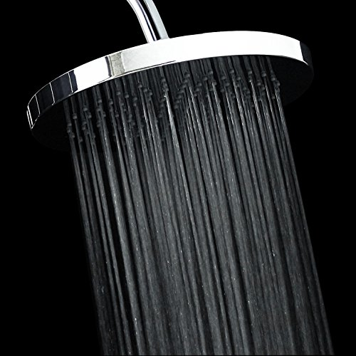MODONA 10 Rain Shower Head And S Long Shower Arm With Flange New EBay