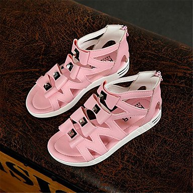 UK7 De Sneakers La Pu Lienzo Confort Informal RTRY Mujer CN41 EU40 Confort Blanco Resorte Plano US9 8awqd6E
