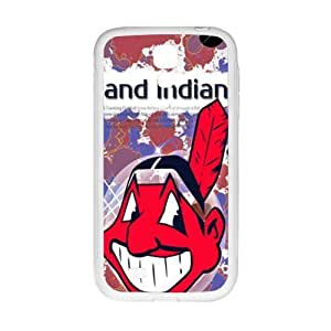 Cool painting Cleveland Indians Fahionable And Popular Back Case Cover For Samsung Galaxy S4