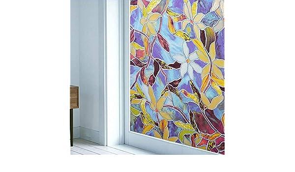 Película de ventana Esmerilado 3D Opaco Privacidad Moderna ...