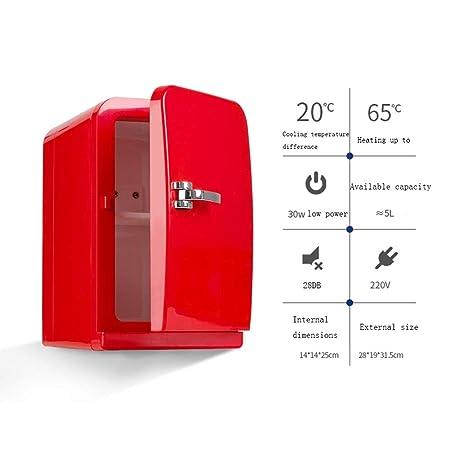 Xyanzi Frigoríficos Mini Mini Refrigerador, E, 5 / 15L ...