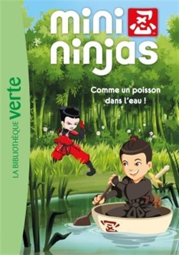 Mini Ninjas 02 - Comme un poisson dans leau! Ma Première ...