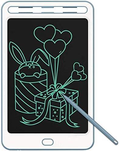 JONZOO Tableta de Escritura LCD 8 5 Pulgadas Tablero de Escritura y Dibujo electrónico con Bloqueo de Memoria para el hogar la Escuela la Oficin