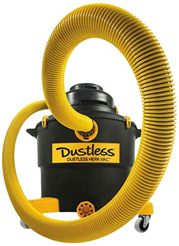 Dustless HEPA Wet Dry Vacuum by Dustless Technologies