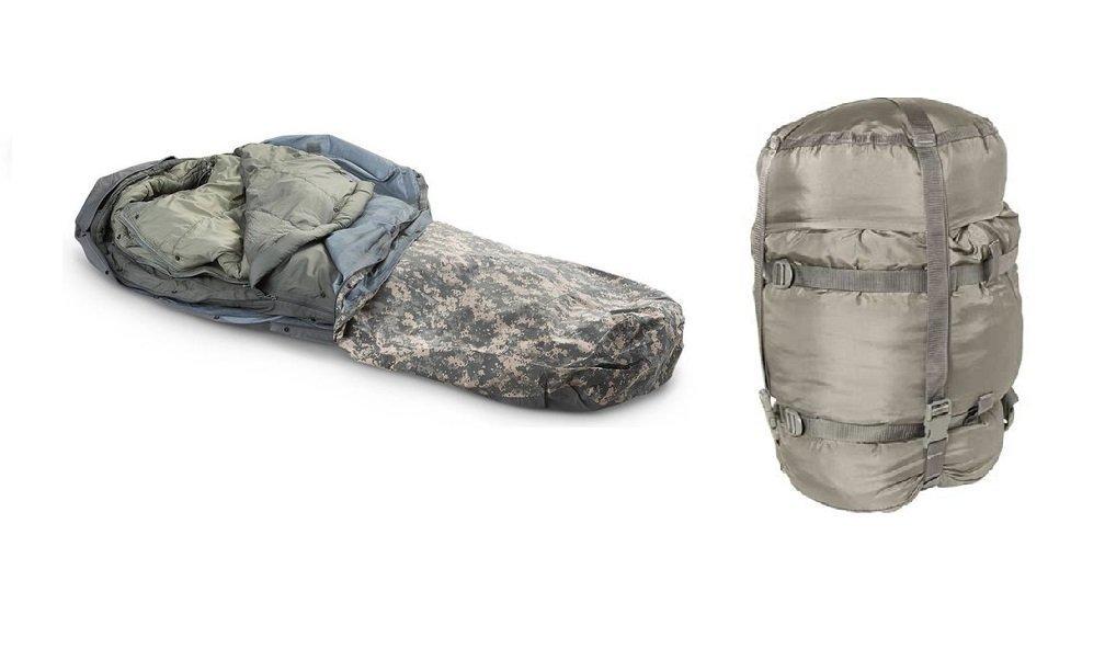 実物米軍 モジュラーシステム 5Piece 最大 -40℃ シェラフ 寝袋 [並行輸入品] B00CM9BDPI