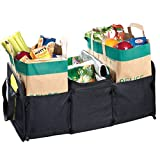 High Road Expandable Cargo and Trunk Organizer with Cooler Compartment