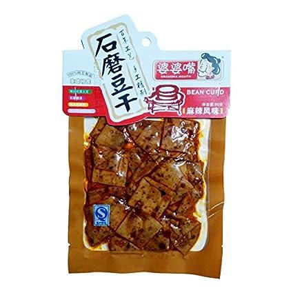 Amazon | 中国特産品 石磨豆腐干...