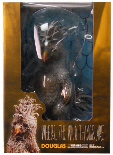 Douglas Vinyl Collector Doll Diamond Comic Distributors MAY091623 Where the Wild Things Are