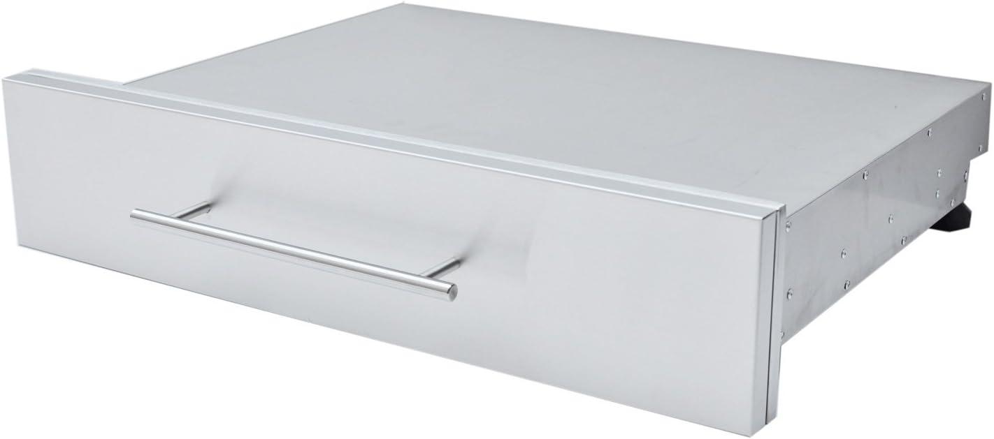 SUNSTONE DE-SD30 Designer Series Raised Style Height Single Drawer, 30