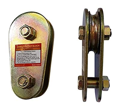 WinchBrothers Outdoor Pulley Block