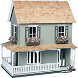 Greenleaf Laurel Dollhouse Kit - 1 Inch Scale