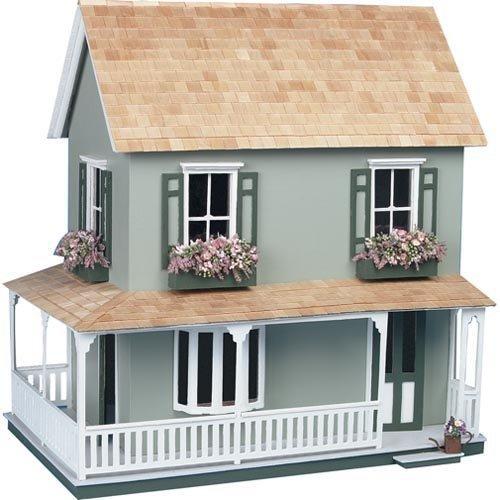Greenleaf Laurel Dollhouse Kit - 1 Inch Scale by Greenleaf