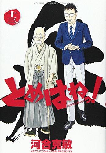 とめはねっ!鈴里高校書道部 13 (ヤングサンデーコミックス)
