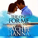 The One for Me: Kyle & Jenna: January Cove, Book 1 Audiobook by Rachel Hanna Narrated by Avie Paige