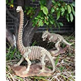 Design Toscano Bad to the Bone, Jurassic Brachiosaurus Dinosaur Statue