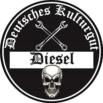 Aufkleber Sticker Feinstaub Umwelt Plakette Diesel Schwarz Jdm Tuning Fun Lustig Auto Motorrad Lkw Für Innen 2 Stück Autoaufkleber Fahrverbot Umweltzone Deutsches Kulturgut Auto