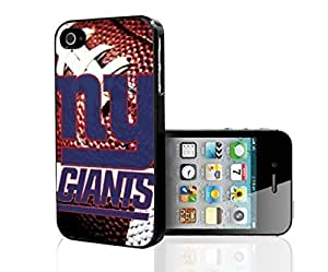New York Giants Football Sports Hard Snap on Phone Case (iPhone 4/4s)