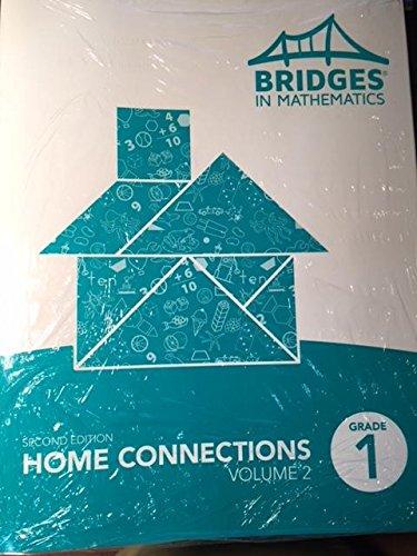 Download Bridges in Mathematics Home Connection, Grade 1, Volume 2, Second Edition pdf