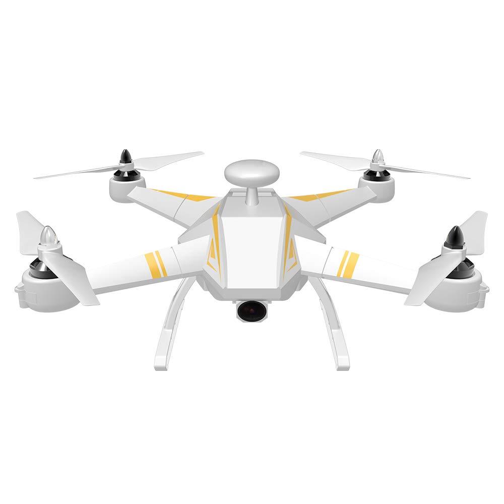 Drone Mini Professionale, con 1080P HD Videocamera, WiFi FPV Filmati dal Vivo Doppio GPS Seguimi Auto Surround Potente Quadricottero, Controllo di più Lunga Distanza, Buono per Principianti