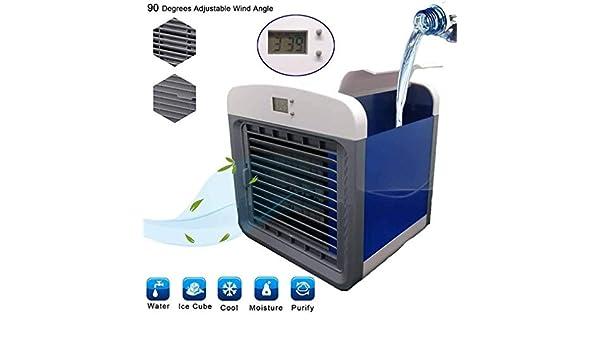 DYS@ Mini refrigerador de Aire, portátil 3 en 1 Acondicionado ...