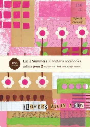 Lucie Summers Eco Writer's Notebook pdf