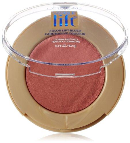 L'Oréal Paris Visible Lift Color Lift Blush, Berry Lift, 0.14 oz. by L'Oreal Paris