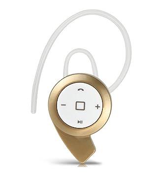 Shop Tronics24 Bluetooth Headset inalámbrico auriculares Telefonía por Coche Manos Libres Teléfono Móvil Huawei P8/