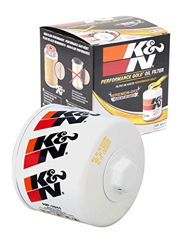 HP-1011 K&N Performance Oil Filter; AUTOMOTIVE (Automotive Oil Filters):