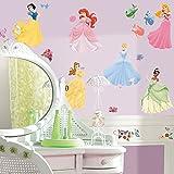York Wallcoverings RMK1470SCS RoomMates Disney Princess