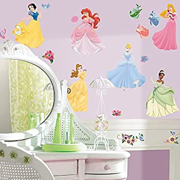 Disney Princess Peel And Stick Wall Decals Part 65