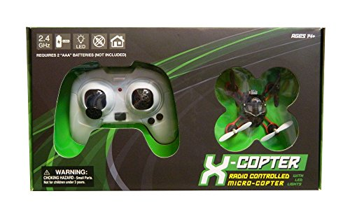 Braha X-Copter 2.4 GHZ Micro Quad Copter by Braha