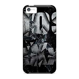 Cute High Quality Iphone 5c Ghostxxx Case