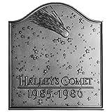 19'' x 21.5'' Halley's Comet Fireback