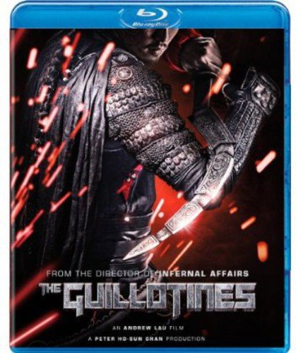 Blu-ray : The Guillotines (With DVD, 2PC)
