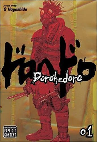 Dorohedoro English Manga Graphic Novels SET Brand New Lot Vol 1-22