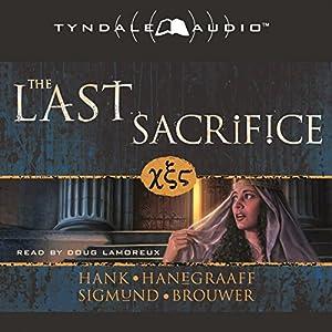 The Last Sacrifice Audiobook