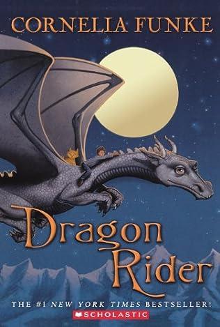 book cover of Dragon Rider