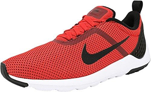 Nike Mens Lunarestoa 2 Scarpe Da Corsa Essenziali Università Rosso Nero Squadra Rosso Bianco 600