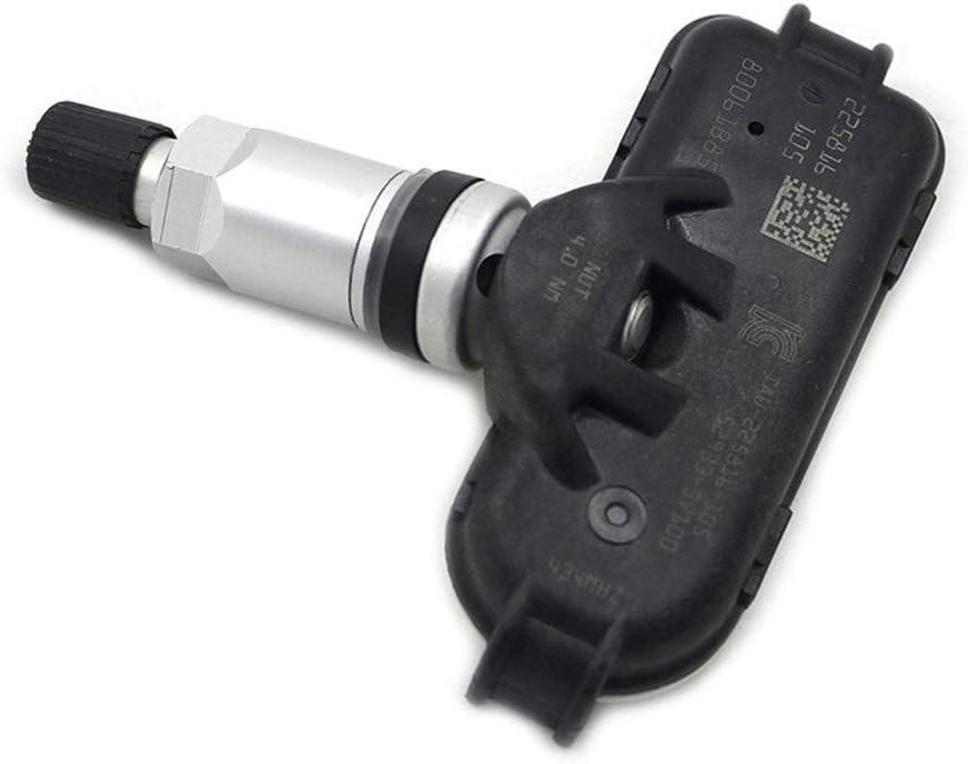BoaInx Sensore di Pressione Pneumatici Set 4 52933-3V100 TPMS Auto Car Tyre Pressure Monitoring sistemi di sensori for Hyundai i40 VF 2011 2012 2013 2014 529333V100 per lispezione degli Pneumatici