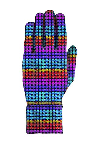 (Seirus Innovation Dynamax Glove Liner, Marbles, Small/Medium)