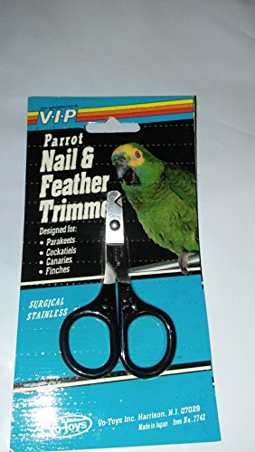 Vo-Toys Parrot Nail and Feather Trimmer