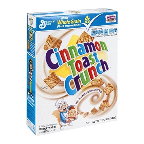 Granola Cinnamon Crunch (Cinnamon Toast Crunch Cereal 12.2oz - 2 pack)