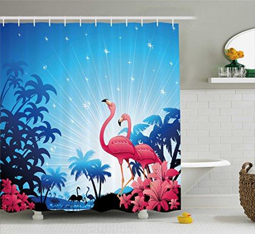 Flamingo Silhouette - 6