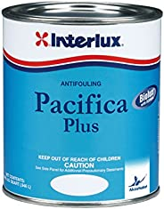 Interlux YBB26/1 Pacifica Plus Antifouling Paint Blue, Gallon