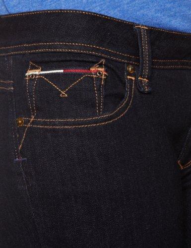 Droite Bleu Hilfiger niceville Suzzy Jean Denim Jeans Stretch Femme Ndst Dark Coupe Tommy qC0ATA