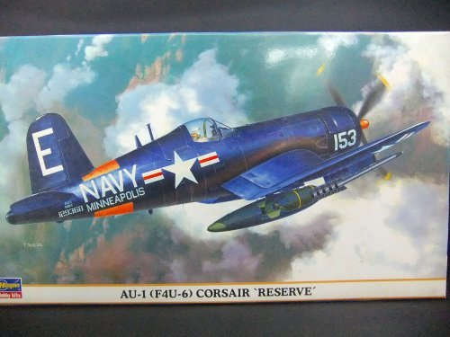 1/48 AU-1 (F4U-6) Corsair Reserve special specification (Specifications Corsair F4u)