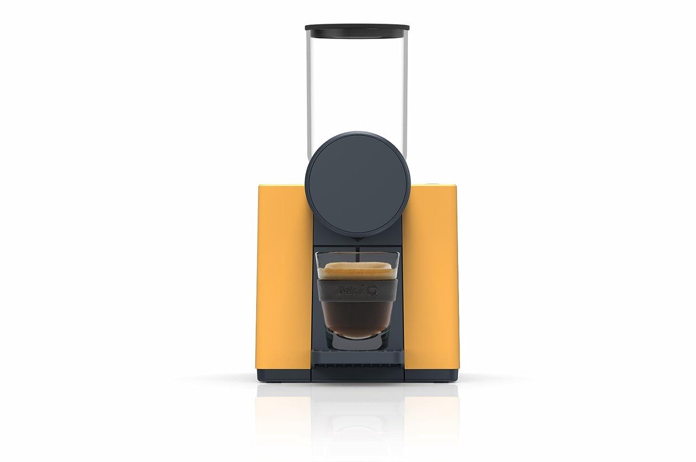 Delta Q cafetera eléctrica amarillo 230 L 1455 W: Amazon.es: Hogar