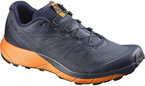 Salomon Sense Ride Running Shoe – Men s